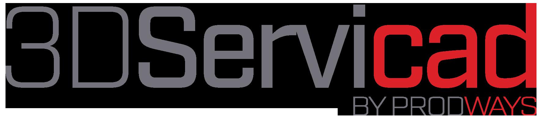 logo 3DSERVICAD